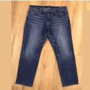 Lucky Brand Mens 38x30 221 Original Straight Jeans